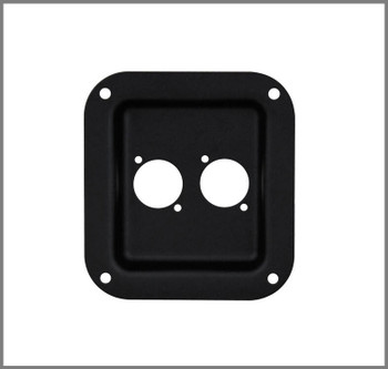 Connector Dish / Square / Black