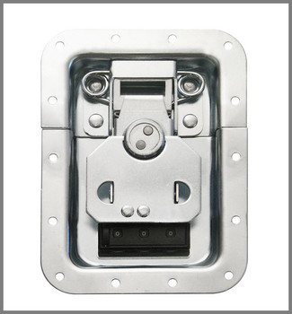 Latch / Combination Lock / Large / Recessed