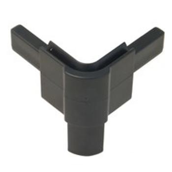 Hybrid Lid Corner / Black