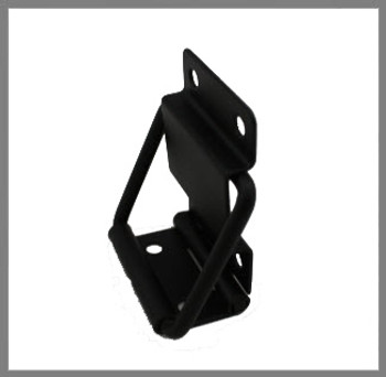 Strut Hinge Stay / Black