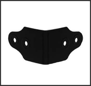 Corner Brace - Tapered - Black