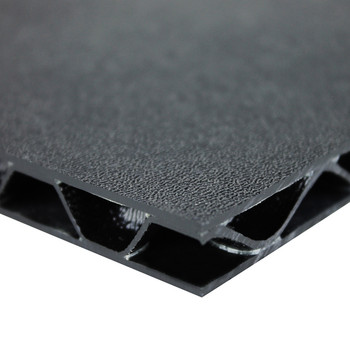 CoreRigid Heavy Duty / Composite Sheet / Black 7mm 1/4 ""