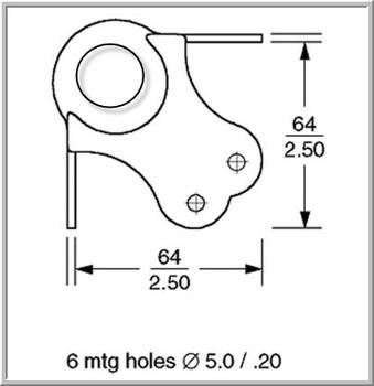 Ball Corner - Deluxe - Offset - Stackable
