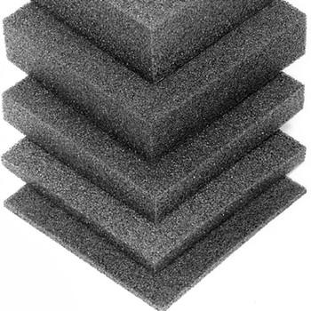 "Foam / 1"" Thick / Plank Hard foam 24x108 cut into 3 Pieces"