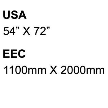 """Foam / 1.5"""" Thick / Ester ELE Soft  must be cut into 3 pieces Please read description"""