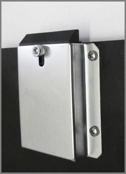 Slam Latch / Finger Hole Style / Locking