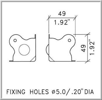 Flat Corner - Medium - Male Stacking