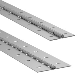 """Hinge 2""""/ Continuous / Steel"""