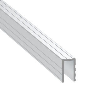 """1/4"""" U-Channel Extrusion - 6 ft."""