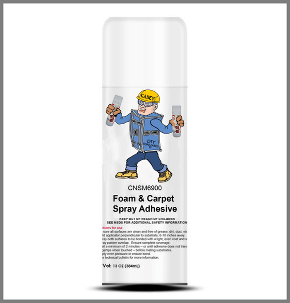 Foam & Carpet Spray Adhesive