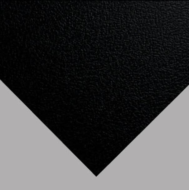 ABS Plastic Sheet / BLACK must read description below