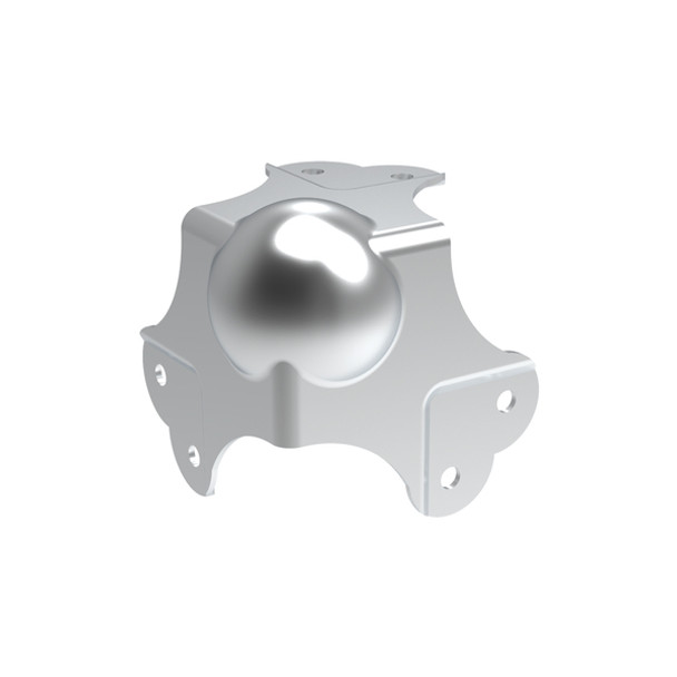"Large Heavy Duty Ball Corner with 32mm / 1.26"" Offset"