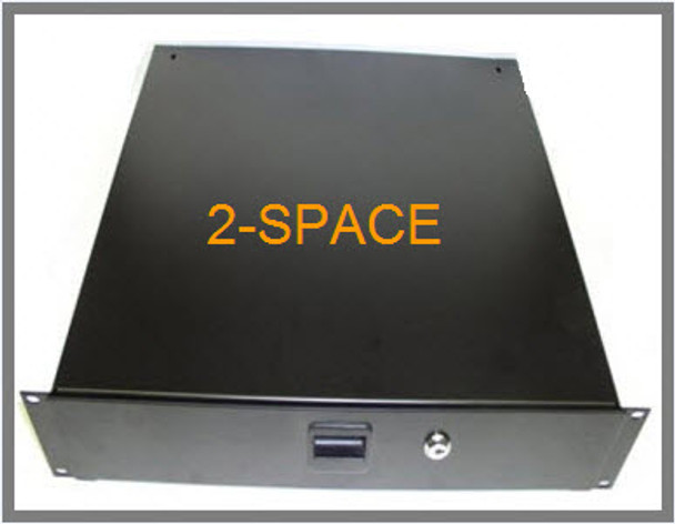 Rack-mount Drawer / 2 Rack Space (2U)