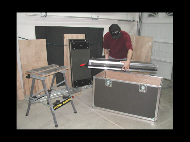 DIY Road Cases™ Flagship Educational Suite