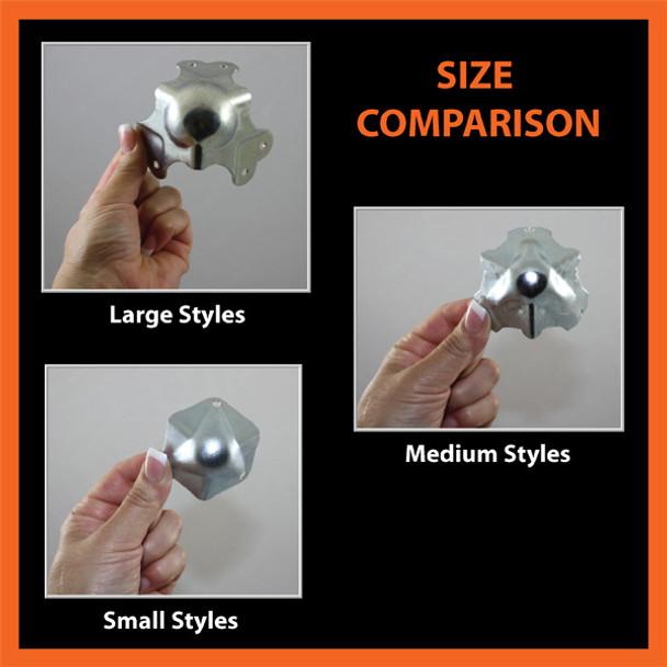 Ball Corner / Large / Black