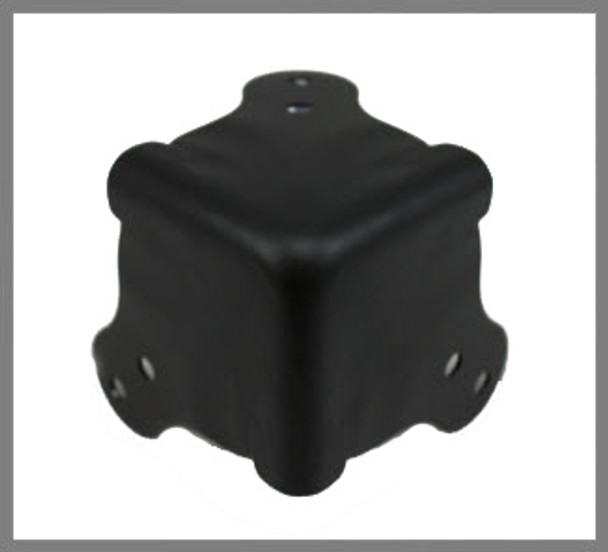 Flat Corner - Large - Black
