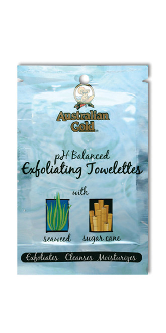 Australian Gold Exfoliating Towelette