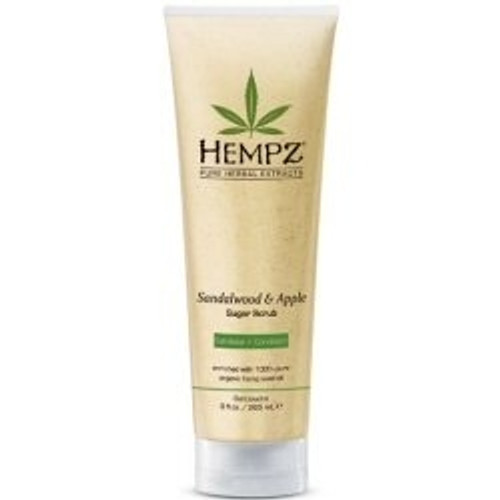 Hempz Sandalwood And Apple Scrub (3.4 fl oz)