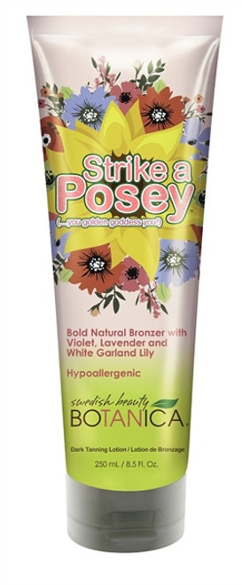 Swedish Beauty Botanica Stike a Posey