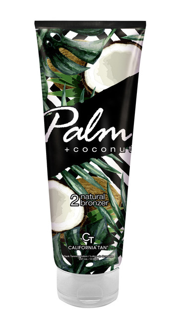 Palm + Coconut Natural Bronzer Step 2