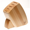 thumbnail image of Sambonet Knives Knife Block only, wood (for 5 knives)