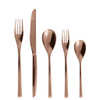 thumbnail image of Sambonet H-Art Copper 5 pcs Place Setting, solid handle