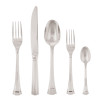 thumbnail image of Continental 18/10 Stainless Steel 5 pcs Place Setting, solid handle