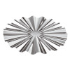 thumbnail image of Kyma Inox Stainless Steel Show Plate, 12 1/4 x 5/8 inch