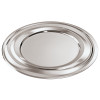 thumbnail image of Nendoo 18/10 Stainless Steel Show plate, 13 inch