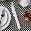 thumbnail image of Steak Knives Stainless Steel & Ivory Porterhouse Steak Knife, non-serrated, set of 2