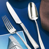 thumbnail image of Twist Silverplated 5 Pcs Place Setting (solid handle knife)