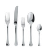 thumbnail image of Deco 18/10 Stainless Steel 5 Pcs Place Setting (solid handle knife)