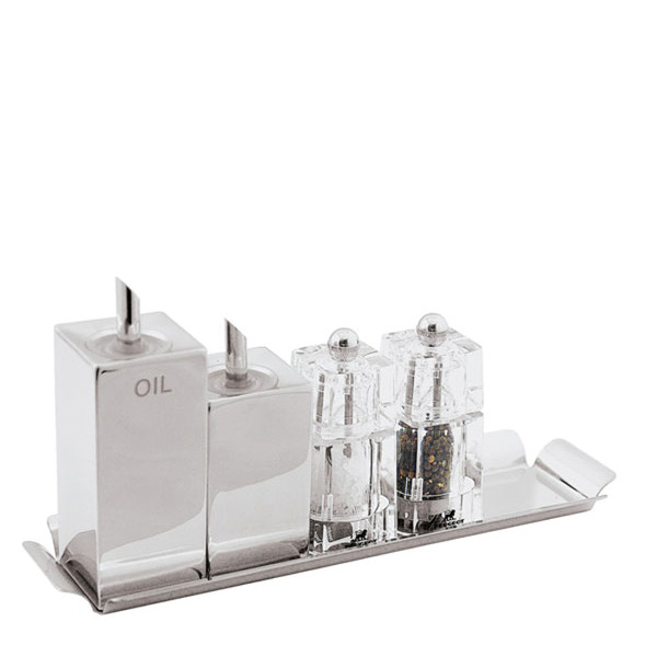 write a review for Sambonet Sky Cruet set, 5 pcs