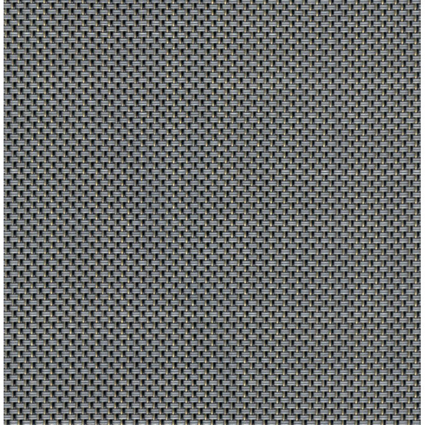 write a review for Sambonet Linea Q Table Mats Table mat, grey, 16 1/2 x 13 inch
