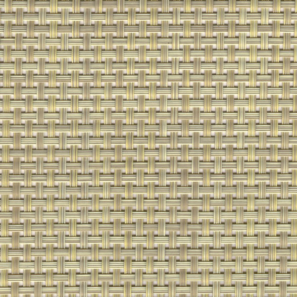 write a review for Sambonet Linea Q Table Mats Table mat, beige, 16 1/2 x 13 inch