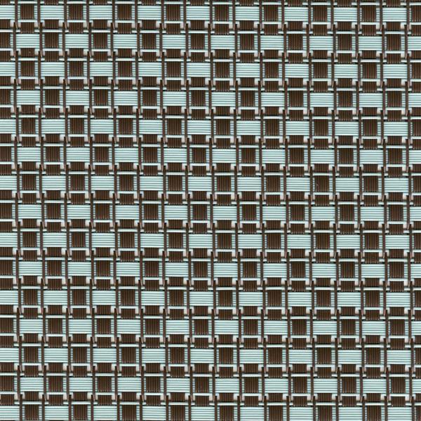 Sambonet Linea Q Table Mats Table mat, nice blue, 16 1/2 x 13 inch