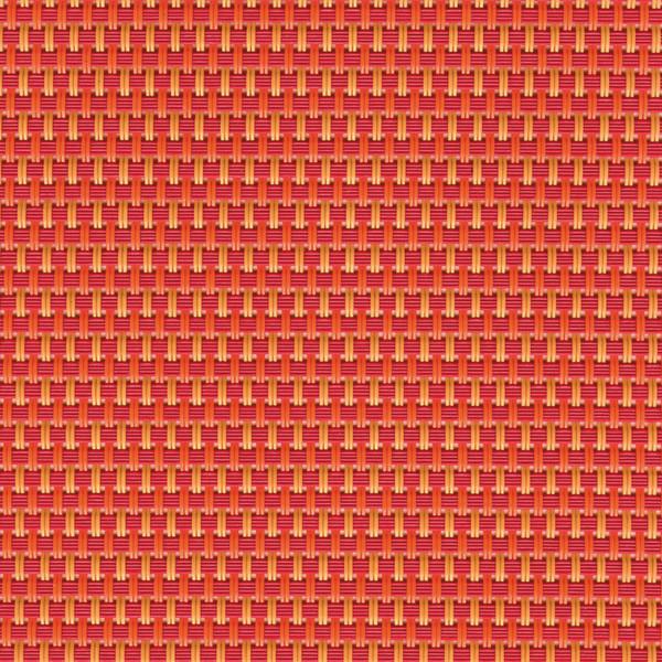 Sambonet Linea Q Table Mats Table mat, pink- orange, 16 1/2 x 13 inch