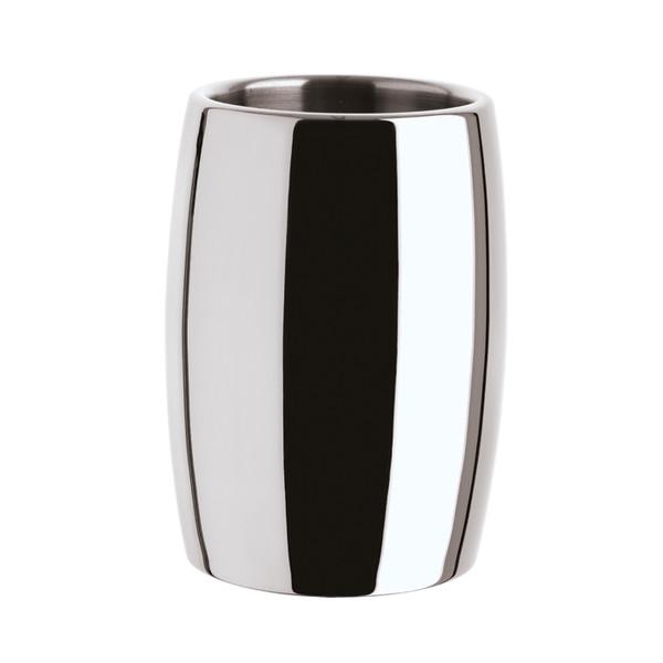 Sambonet Sphera Insulated wine cooler, 3 7/8 x 7 1/8 inch