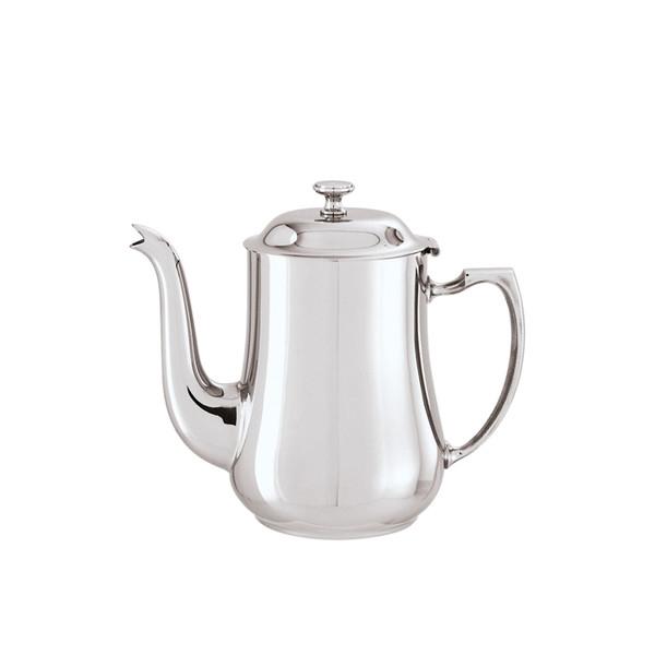 Sambonet Elite Coffee pot with goose neck, 33 7/8 ounce