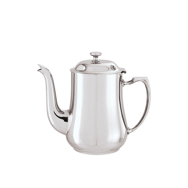 write a review for Sambonet Elite Coffee pot with goose neck, 54 1/8 ounce