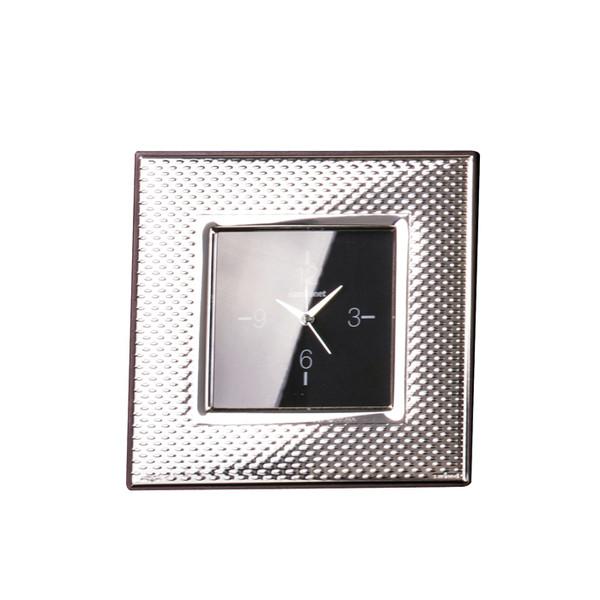Sambonet Clock Dew Clock, 3 1/2 x 3 1/2 inch