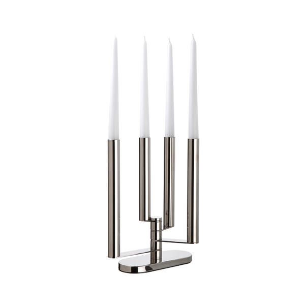 write a review for Sambonet Domus Candelabra 4 lights, 7 7/8 x 3 1/8 x 12 1/4 inch
