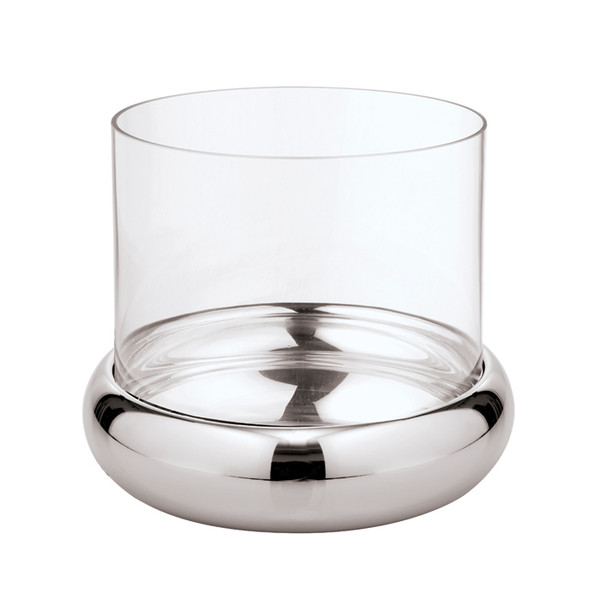 Sambonet Sphera Candle holder, 2 pcs, 9 1/2 x 5 1/8 inch