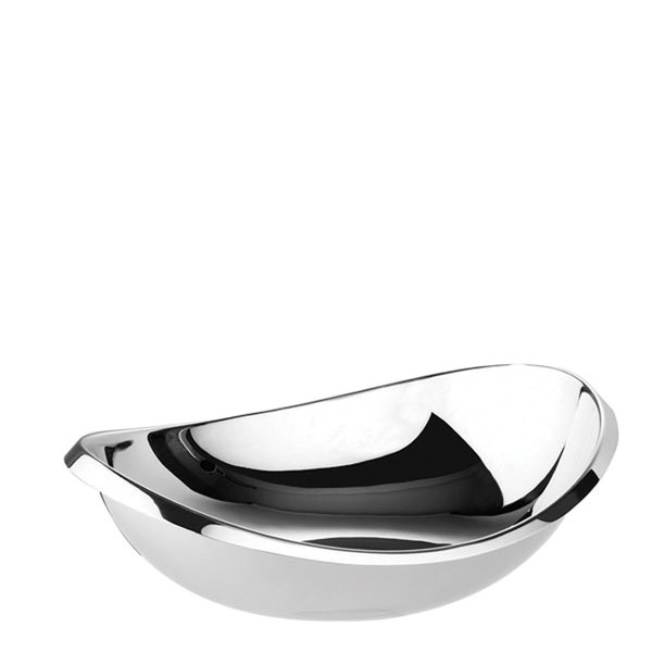 Sambonet Twist Oval bowl, 7 1/8 inch