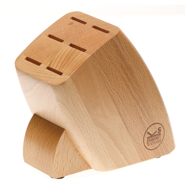 write a review for Sambonet Knives Knife Block only, wood (for 6 steak knives)