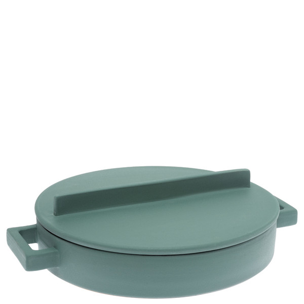 write a review for Sambonet Terra Cotto Saucepan, 2 handles with lid, Mint