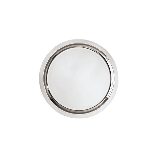 Bar Elite 18/10 Stainless Steel Round tray, 15 3/4 inch