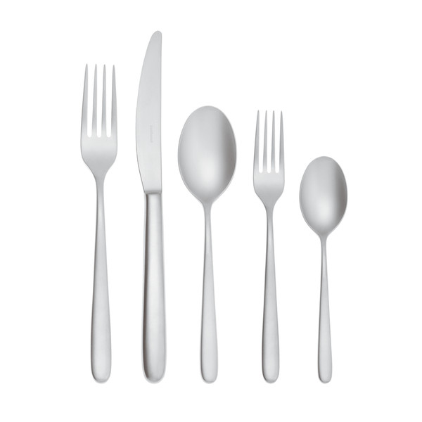 write a review for Hannah Antico 18/10 Stainless Steel Antico finishing 5 pcs Place Setting, solid handle