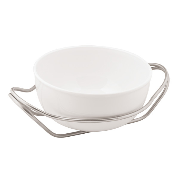 New Living Antico / Porcelain Round Spaghetti dish set, 10 1/2 x 5 inch