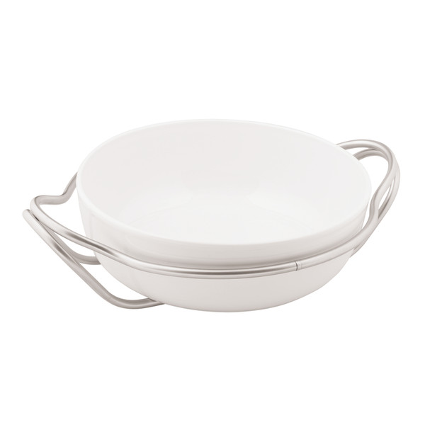 New Living Antico / Porcelain Round Spaghetti dish set, 12 1/2 x 4 1/2 inch